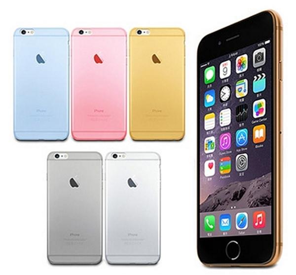 【超人生活百貨O】iPhone6 4.7吋 0.6MM彩色全透清水保護套 果凍套 手機套 保護殼 手機殼