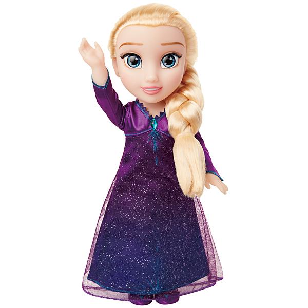 冰雪奇緣 2 聲光艾莎娃娃