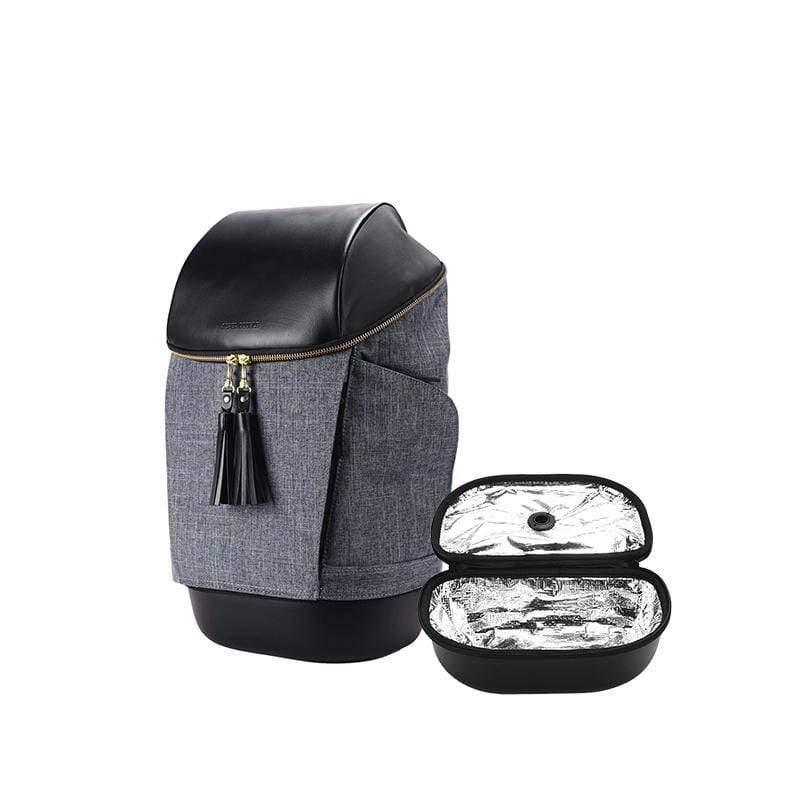 快卡背包 時尚款 - 鈦灰色全配