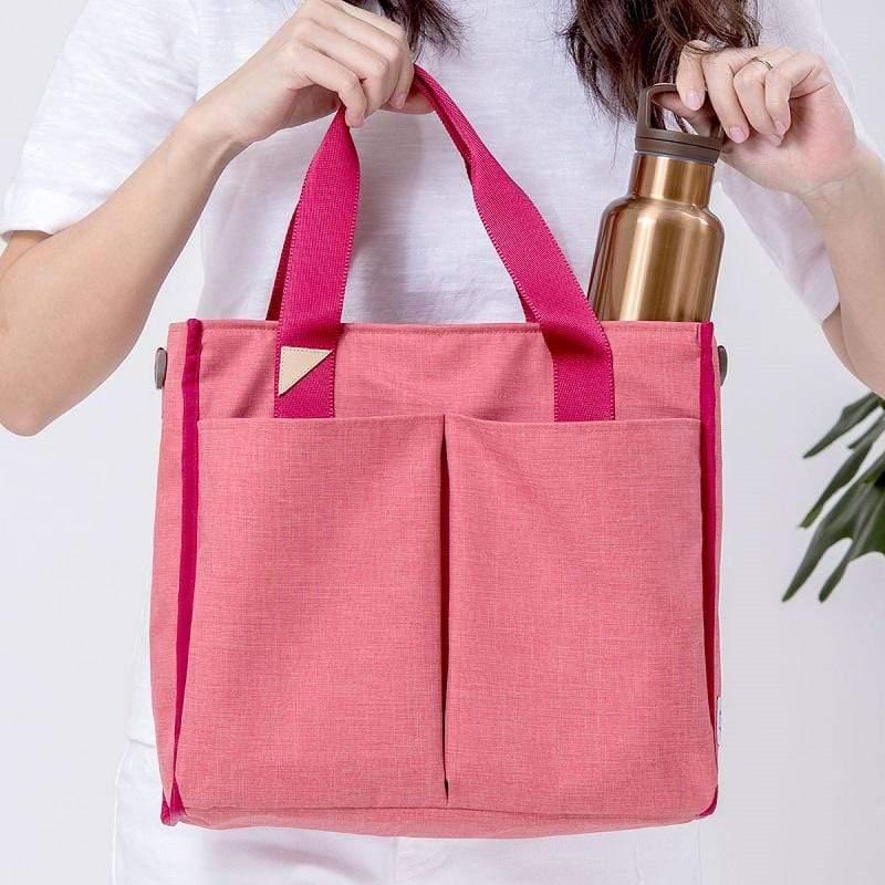 極輕量機能型後背包袋中袋 乾燥玫瑰