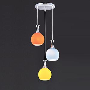 【大巨光】台製現代風吊燈_小(LW-09-4031)