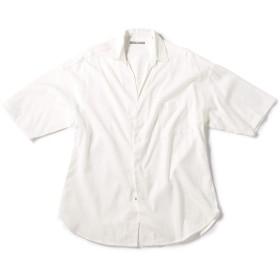 [シップス] アーバン ヒヨク ショートスリーブ シャツ メンズ 111520227 オフホワイト S