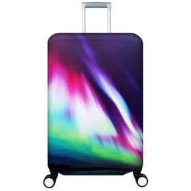 HEJIANLSTORE 18-32インチトロリーケーススーツケースケースダストカバートラベルアクセサリー用の弾性荷物カバー荷物防護カバー (Color : G Laggage Cover, Size : S)