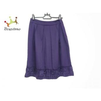 ヴィヴィアンタム VIVIENNE TAM スカート サイズ1 S レディース 美品 パープル 新着 20200107