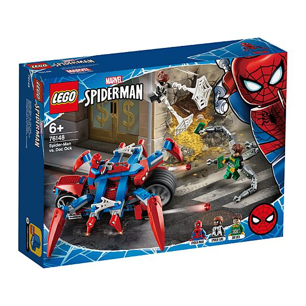 樂高 LEGO 超級英雄系列 LT76148 Spider-Man vs. Do