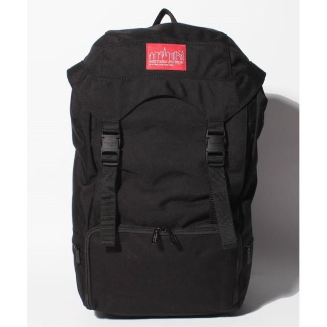 (Manhattan Portage/マンハッタンポーテージ)Manhattan Portage Hiker Backpack/ユニセックス BLACK
