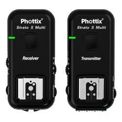 Phottix Strato II 2.4GHz無線閃燈觸發器(含接收器)