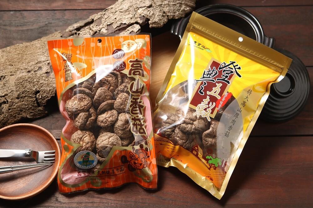 登豐香菇正宗台灣高山乾燥香菇