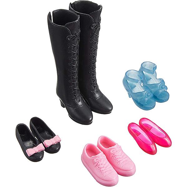 莉卡娃娃 配件 LG-01 鞋靴組