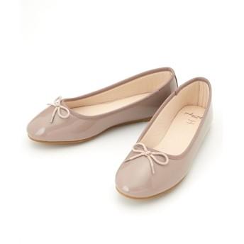 やわらかバレエシューズ(低反発中敷)(ワイズ4E) シューズ(フラットシューズ) Shoes