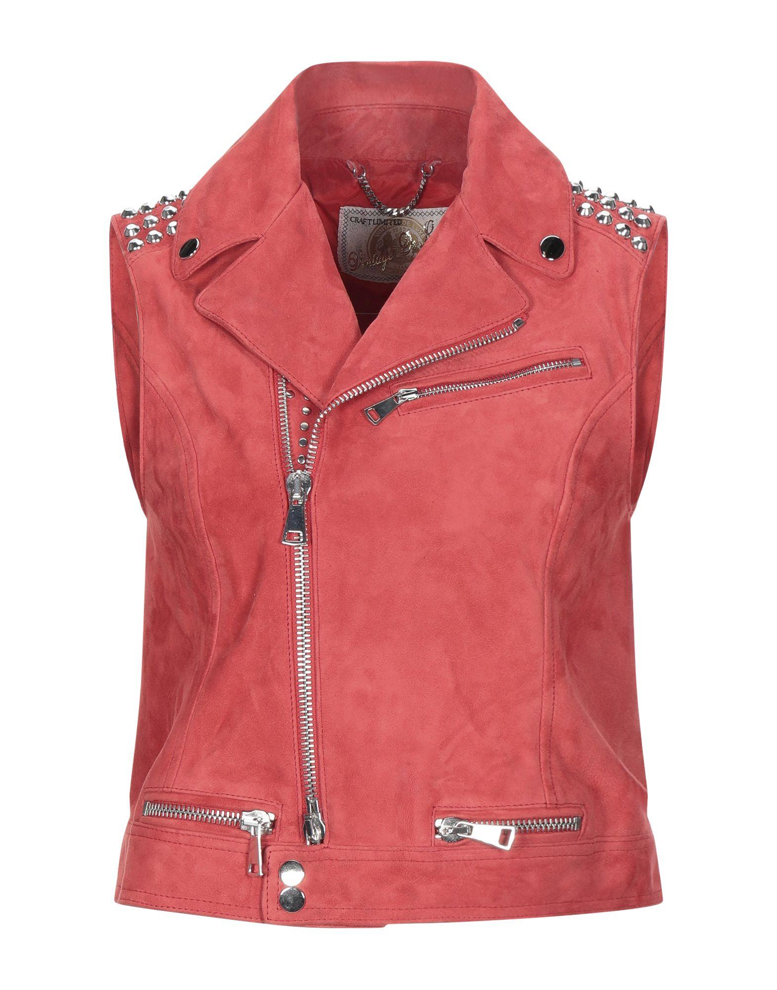 VINTAGE DE LUXE Jackets - Item 41945994