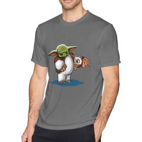多色 Tシャツ Gizmo トップス メンズ クルーネック 半袖 スポーツシャツ Men's T Shirt