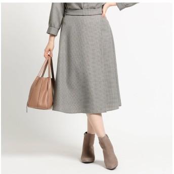 【リフレクト/Reflect】 ガンクラブチェック起毛スカート