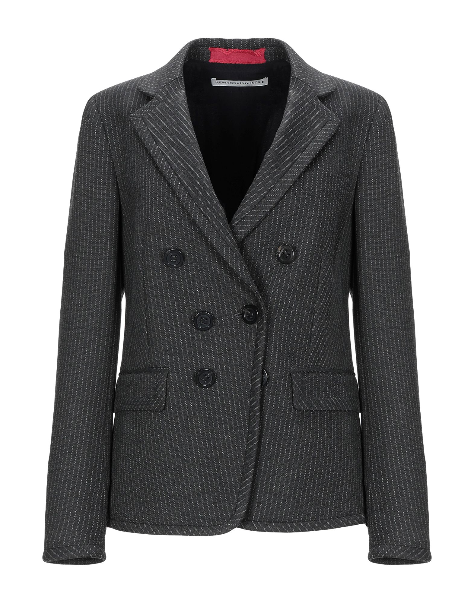 NEW YORK INDUSTRIE Suit jackets - Item 49492742