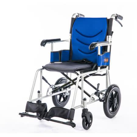 均佳 機械式輪椅 鋁合金製 JW-230