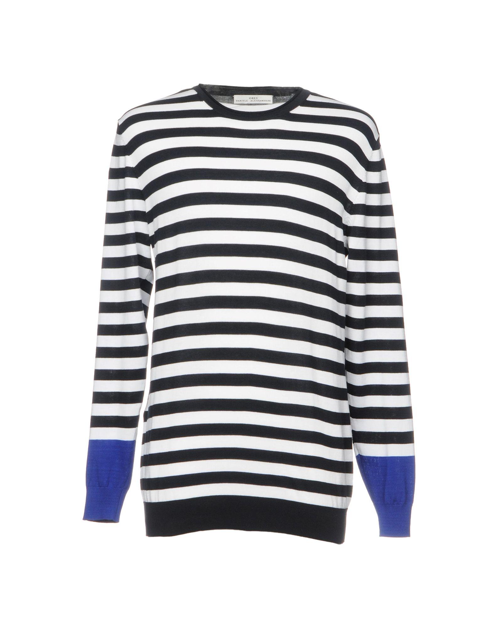 GREY DANIELE ALESSANDRINI Sweaters - Item 39811439