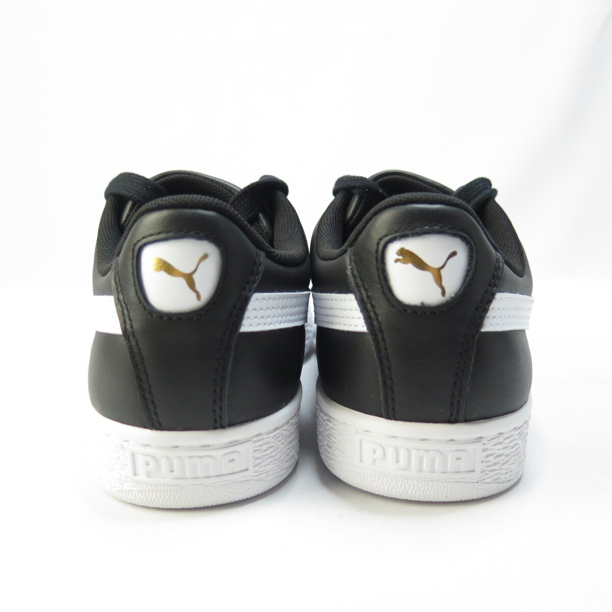 PUMA BASKET CLASSIC LFS 休閒鞋 正品 35436721 男款 黑【iSport愛運動】