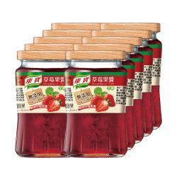 【康寶】果醬草莓400g  X10入組