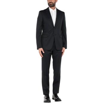 《セール開催中》PRADA メンズ スーツ ダークブルー 52 バージンウール 100%
