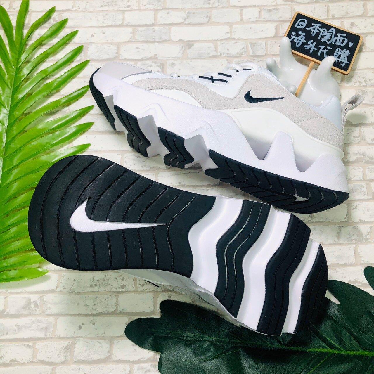 【日本海外代購】NIKE Ryz 365 米白 老爹鞋 麂皮 鏤空 鋸齒 百搭 流行 厚底 運動鞋 休閒鞋 男女鞋 BQ4135-100