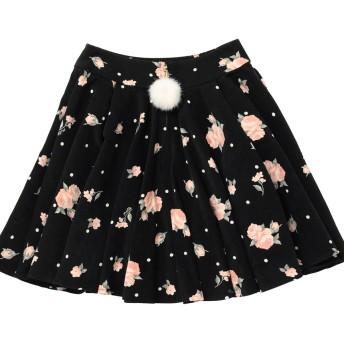 ドットローズBunnyスカート / mille fille closet