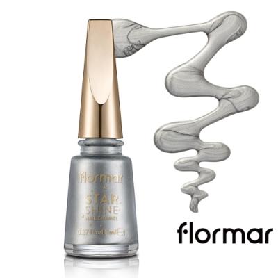 法國 Flormar-星球墜落指甲油#ST01月球
