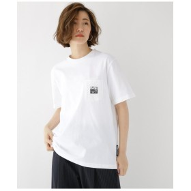 ピーナッツ PEANUTS 別注 スヌーピー サーフ バックプリント 半袖 Tシャツ