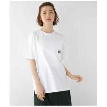 ピーナッツ PEANUTS 別注 スヌーピー バックプリント 半袖 Tシャツ