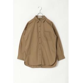 【イッカ/ikka】 オーバーサイズシャツ