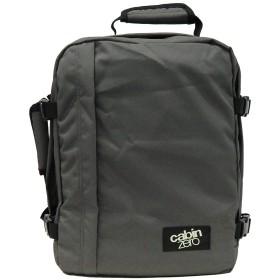 CABIN ZERO/キャビンゼロ CLASSIC 28L ULTRA LIGHT CABIN BAG バックパック/リュックサック/旅行用 ミニ/スモール CZ08 カバン/鞄 ORIGINAL GREY [並行輸入品]