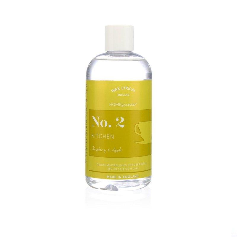 英倫香氛HomeScenter 覆盆子和蘋果(補充瓶)250ml