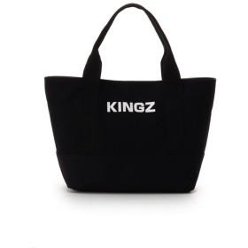 キングズバイサマンサタバサ キャンバストート 小 メンズ ブラック FREE 【KINGZ by Samantha Thavasa】