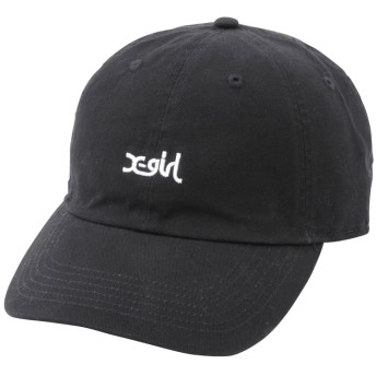 EMBROIDERED MILLS LOGO CAP