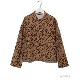ダルメシアンシャツジャケット