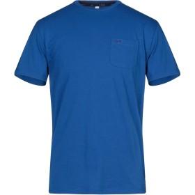 《セール開催中》SUN 68 メンズ T シャツ ブルー M コットン 100%