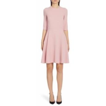 ドルチェandガッバーナ DOLCEandGABBANA レディース ワンピース ワンピース・ドレス Stretch Cady A-Line Dress Pink