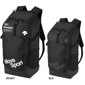 35L デサント メンズ レディース リュックサック デイパック バックパック バッグ 鞄 Move Sport ムーブスポーツ 通勤 通学 部活 DMC-8000