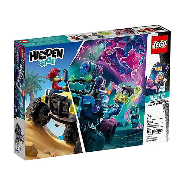 70428【LEGO 樂高積木】Hidden Side 幽魂祕境系列 - Jack s Beach Buggy