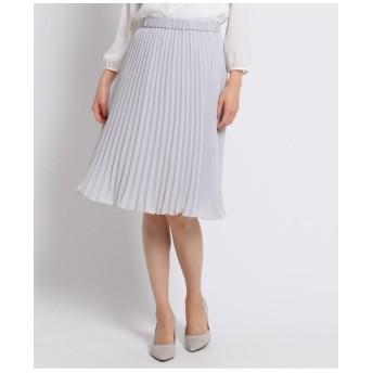 【洗える】リバーシブルアコーディオンプリーツスカート