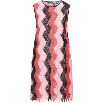 《セール開催中》SPORTMAX CODE レディース ミニワンピース&ドレス ピンク S ポリエステル 100%