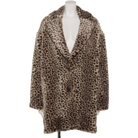 FUR COAT (LEOPARD)