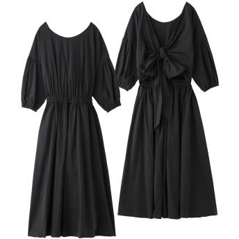 2WAY RIBBON DRESS