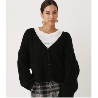 BUTTON SHORT CARDIGAN