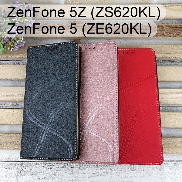 青春隱扣皮套 ZenFone 5Z (ZS620KL) / ZenFone 5 (ZE620KL) 6.2吋 多夾層
