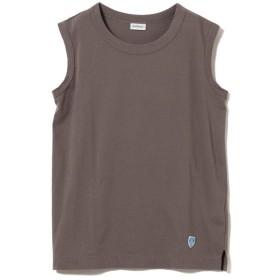 ビームス ウィメン ORCIVAL クルーネック ノースリーブ Tシャツ レディース GREY 1 【BEAMS WOMEN】