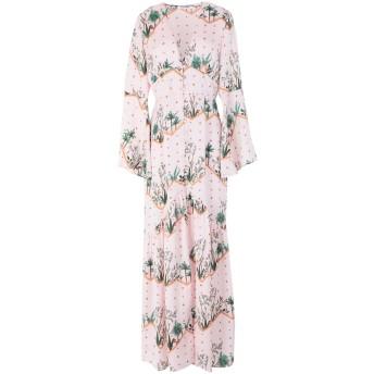 《セール開催中》GLAMOROUS レディース ロングワンピース&ドレス ピンク 8 ポリエステル 100%
