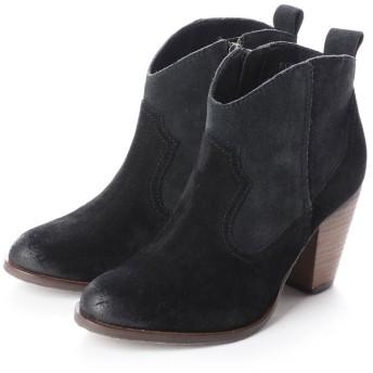 シューズラウンジ shoes lounge ショートブーツ 25K1304B/ (ブラック)