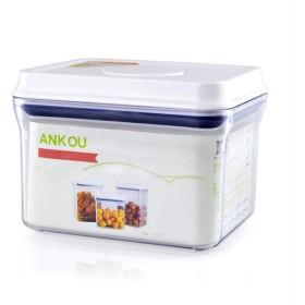 蓋付き食品用収納ボックス、多機能密閉ボックス、粉乳ボックス、シリアルナット容器、キッチン用食品収納ボックス