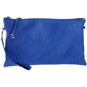 《セール開催中》STELE レディース ハンドバッグ ブルー 革