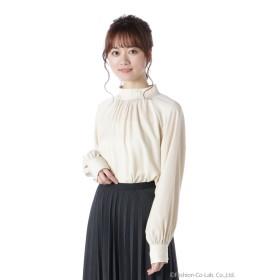 光沢シャツ